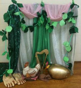 Jack And The Beanstalk Story Birthday Party Favors Gifts